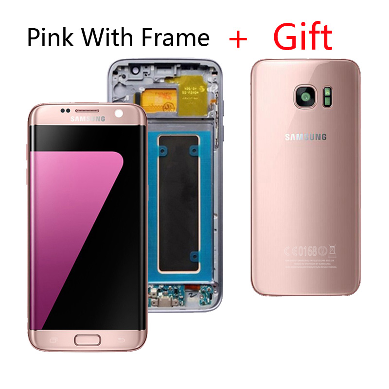 Pink With Frame