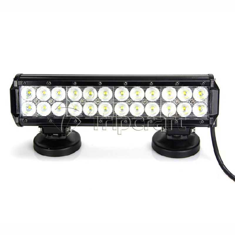 72W 12inch LED light Bar for Offroad Car 4WD Truck Tractor Boat Trailer 4x4 SUV ATV 12V 24V ComboLED Light Bar car accessories hello eovo 5d 32 inch curved led bar led light bar for driving offroad boat car tractor truck 4x4 suv atv with switch wiring kit