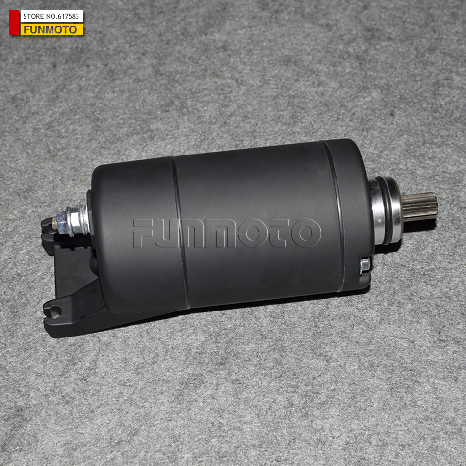 motorcycle starter motor  for CFMOTO CF650NK  parts number is 0700-093000 radiator cooling system for cfmoto cf250 t5 v5 parts number is 8050 180400