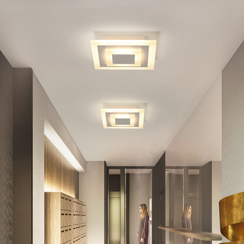 Minimalist Modern chandeliers ceiling for Living bedroom aisle balcony kitchen lights luminaria led chandelier lighting fixtures