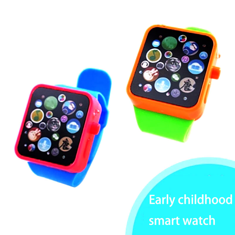Children Toy Watch Early Learning Smart Watch Music Toy Boys and Girls Tell Story Tang Poetry Sing Kids Gift