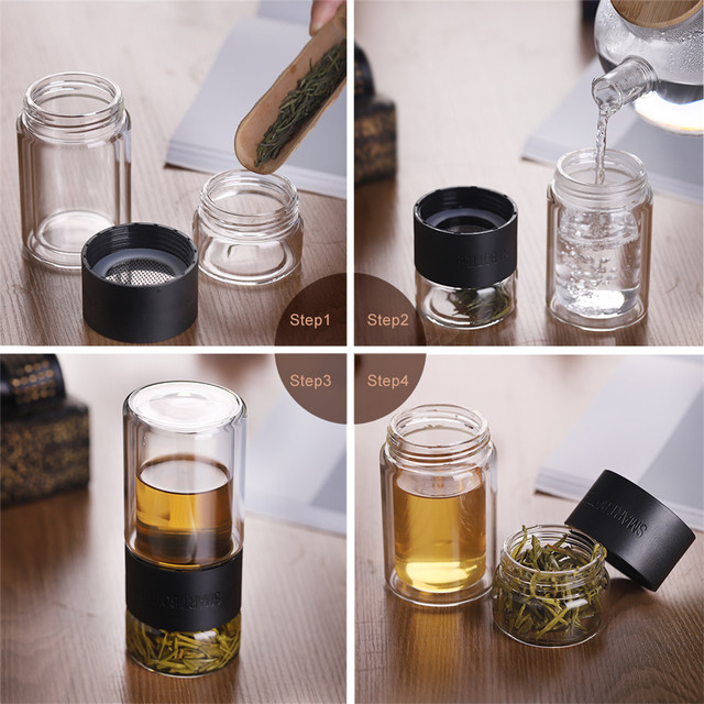 Tea Infuser Water Bottle 3
