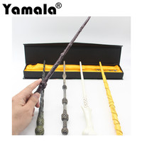 Yamala New Top Quality Severus Snape Magic Wand With Gift Box Cosplay Game Prop Collection
