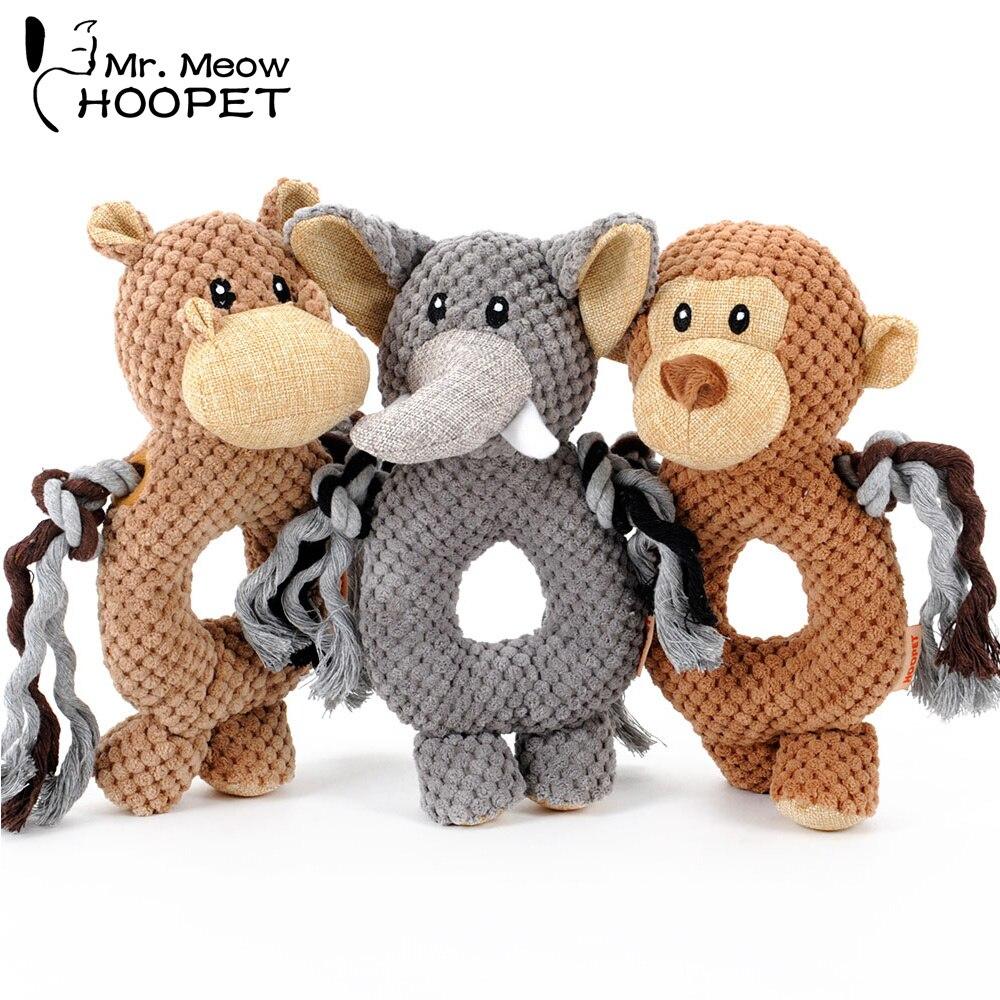 Schön Haustier Affe Sammlung Von Hoopet Hunde Spielzeug Pet Welpen Kauen Plüsch
