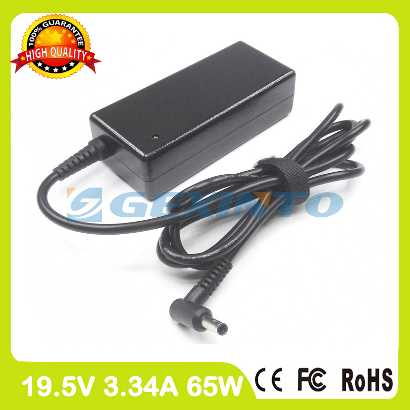 AC adapter 19.5V 3.34A 65W laptop charger for <font><b>Dell</b></font> Latitude 15 <font><b>3590</b></font> P75F001 P76G001 image