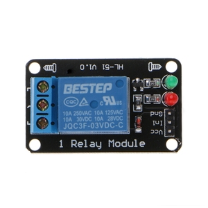 1PCS 1 Channel 3V Relay Module