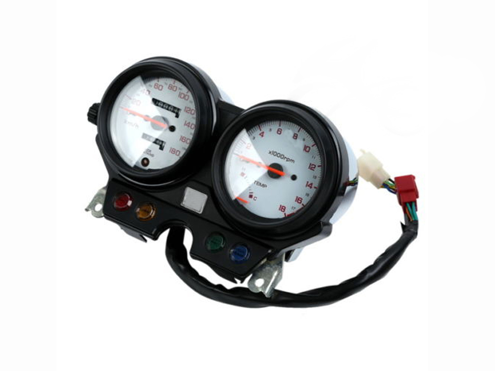 1 Pcs Motorcycle Speedometer Gauge Tachometer Motor Speed Mileage meter case for Honda CB250 Hornet 1995 1996 1997 1998