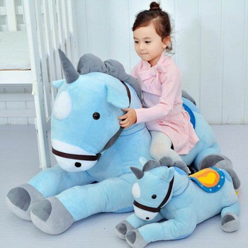 50/70 CM Giant Unicorn Plush Stuffed Toy