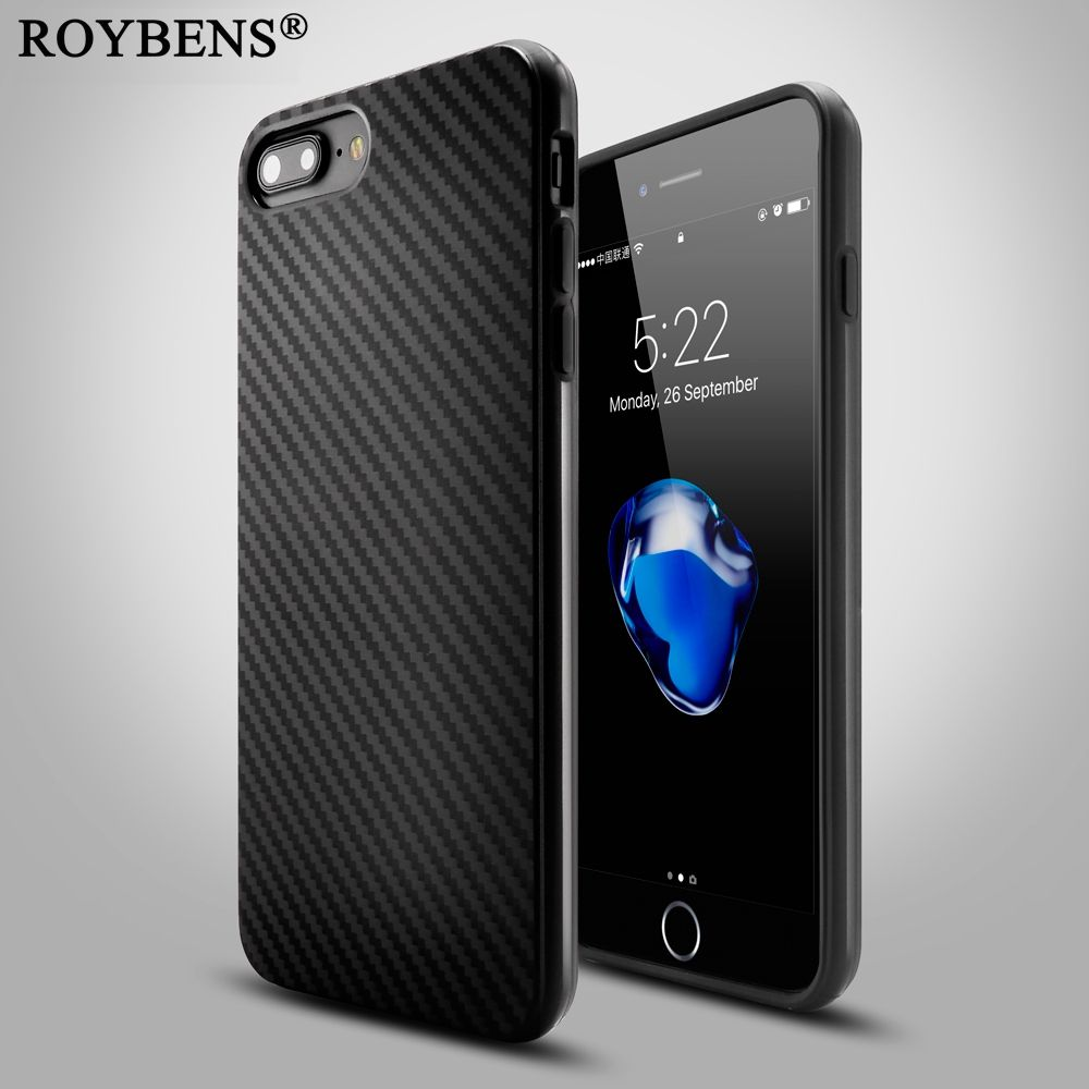 For Iphone 6 Case Luxury Carbon Fiber Cover 6s 7 Plus 5s Free Sg Retro Leather Flip Asus Zenfone 3 Ze552kl 55 Inch Se Soft Silicone Slim Mat Ultra Thin