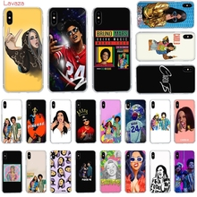 Lavaza Cardi B and Bruno Mars Hard Phone Case for Apple iPhone 6 6s 7 8 Plus X 5 5S SE for iPhone XS Max XR Cover lavaza charli xcx hard phone case for apple iphone 6 6s 7 8 plus x 5 5s se for iphone xs max xr cover