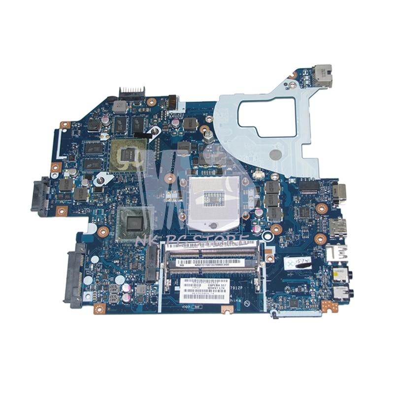 NOKOTION NBM7D11001 NB.M7D11.001 For Acer aspire V3-571 V3-571G Laptop Motherboard Q5WV1 LA-7912P DDR3 GT730M GPU