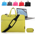 For Lenovo ThinkPad X1 Carbon Series 14-inch Laptop Shoulder Bag Sleeve Carrying Case Briefcase w/ Handle & Accessories Pouch