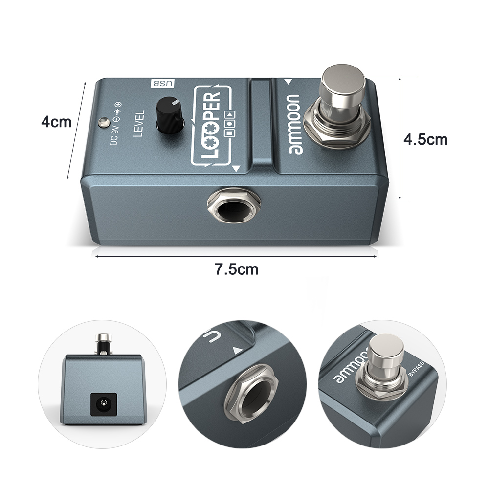 Looper Guitar Pedal Wiring Diagram Explained Diagrams Loop Rig Schematic Automotive Block U2022 Effects Chain