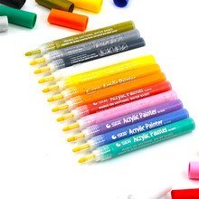 for Metallic Markers Pen,Glass Paint Writing,Painting Rocks,Black Paper,Photo,Album,Gift Card Making,Waterproof DIY Craft Kids,
