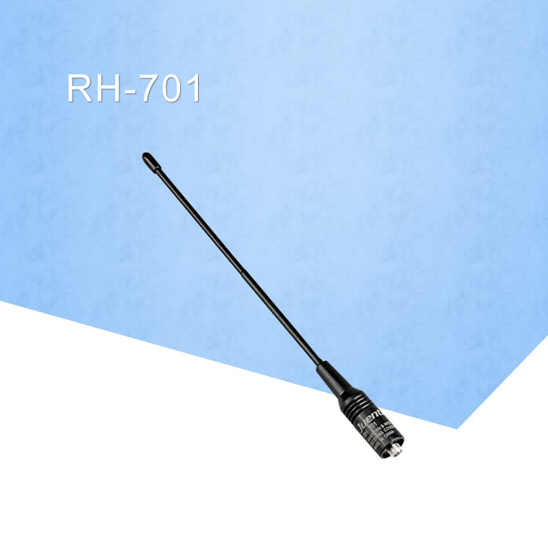 RH-701 U/V 144/430MHz SMA-F Antenna For BaoFeng /Kenwood /Wouxun /TYT /Puxing Handheld Ham Radio Two Way Radio Walkie Talkie
