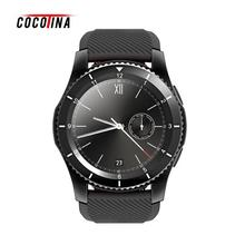 COCOTINA Wristwatch Bluetooth Smart Watch With SIM Camera For IOS Android Smartwatch Sport Pedometer Phone Call LSB1244