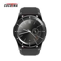 Zegarek Bluetooth Inteligentny Zegarek Z SIM COCOTINA Aparat Dla IOS Android Smartwatch Sport Krokomierz LSB1244 Rozmowy Telefonicznej