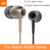 2017 nueva en la oreja pro auriculares para xiaomi redmi note 3 pro música auriculares con micrófono para redmi con cable auriculares fone de ouvido