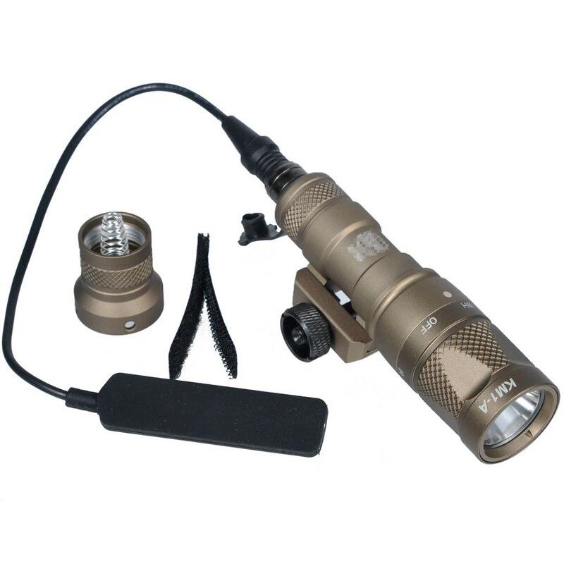 cqc tactical m300v olheiro levou luz arma 04