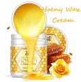 1 botella de la botella de cera de miel crema de manos de parafina hidratación Anti Aging para blanquear la piel nutritiva defensor abridor loción garrafa