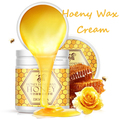 1 bottle Milk honey wax hand cream paraffin moisturize Anti-Aging Whitening Nourishing skin defender Opener lotion garrafa