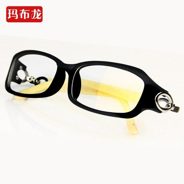 Бесплатная prescrption заполнения близорукие оптика очки для пк рамка оптический очки близорукость зрелище Z5133