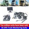Мобильный компьютер HD Удаленный просмотр sd-карта запись хранения 3G GPS грузовик набор для мониторинга поезда/инженерного транспортного сред...