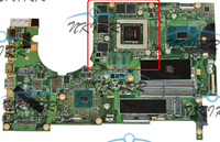 P5NCN P7NCN NBQ0011001 NBQ0311001 I7 6700HQ GTX970M N16E GT A1 3G motherboard for Predator 15 G9 591 G9 591R G9 592 G9 791 G9000|Laptop Motherboard| |  -