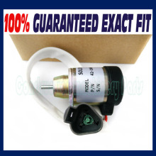 Fuel Solenoid 42-100 42-0100 For Thermo King KD, MD,RD,SL Units KD-II MD-II RD-II RD-II