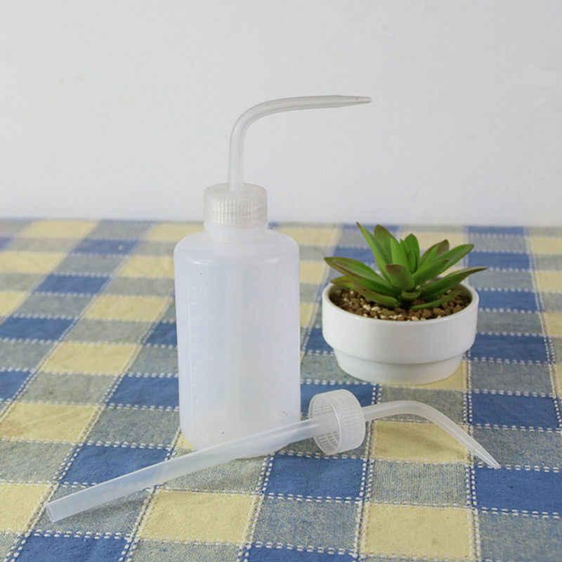 קעקוע בקבוק מפזר לסחוט בקבוקים נוח ירוק סבון האספקה לשטוף לסחוט בקבוק מעבדה ללא ריסוס קעקוע אבזרים