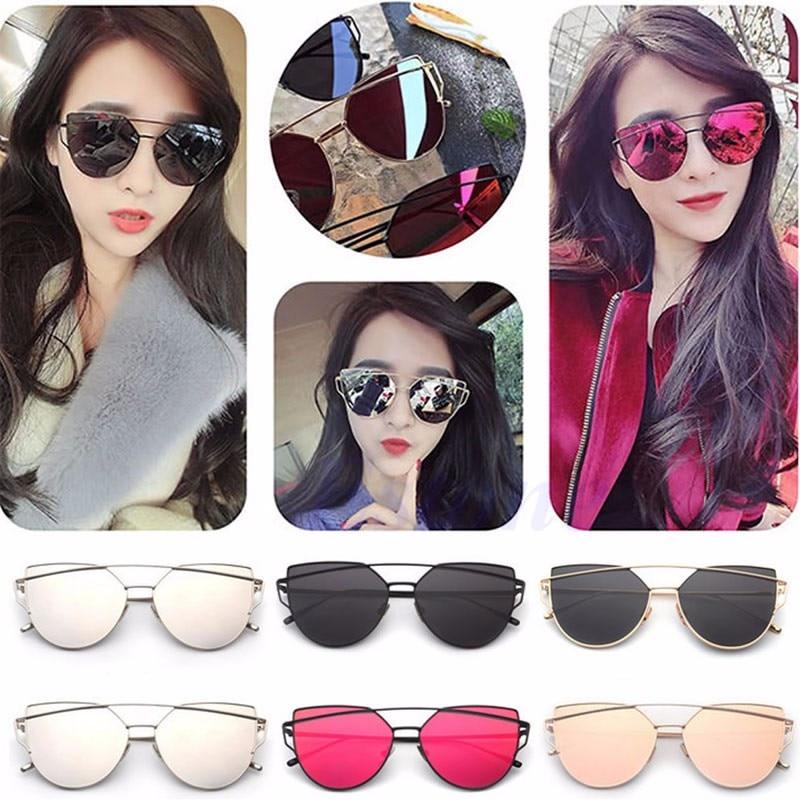 e54eff008 Retro Women Gold Cat Eye Sunglasses Retro Classic Designer Vintage  Sunglasses-in Sunglasses from Apparel Accessories on Aliexpress.com |  Alibaba Group