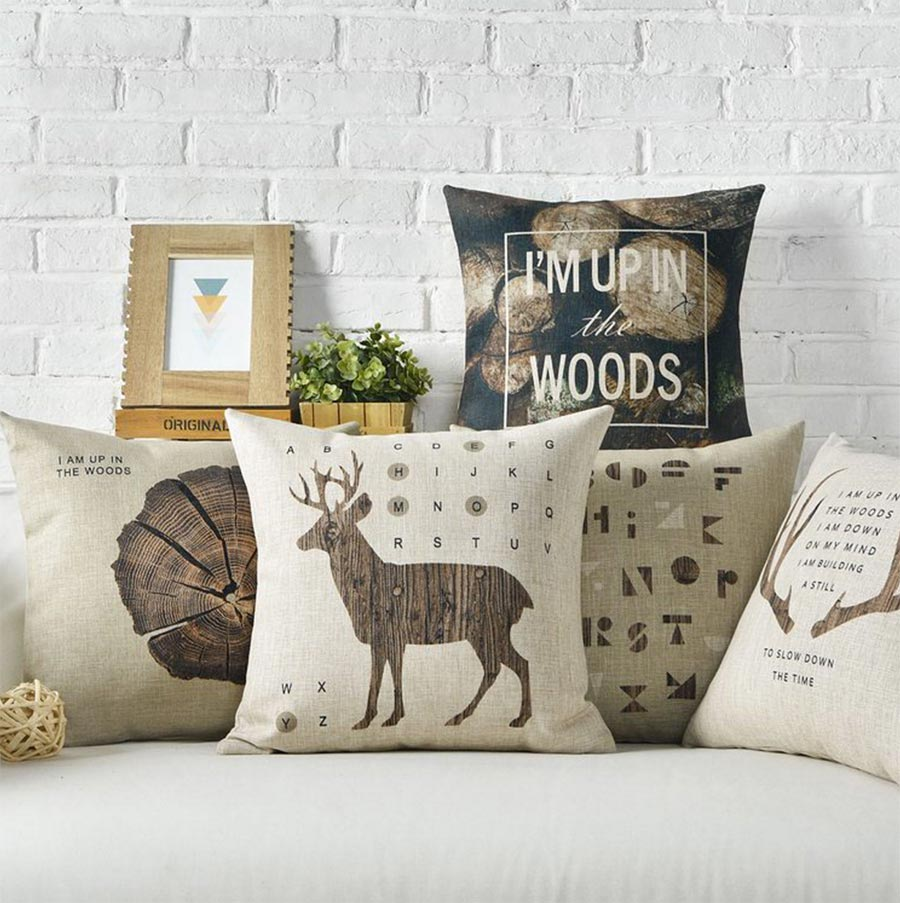 compare prices on rustic throw pillows online shoppingbuy low  - modern coffee tree square throw pillowalmofadas case bed manly boys