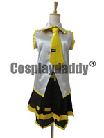 Vocaloid Neru Akita Cosplay Costume Real picture