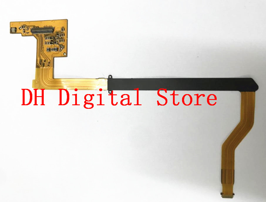 New Shaft Rotating LCD Flex Cable For Canon FOR Powershot G1X Mark II / G1XII G1X2 G1XM2 Digital Camera Repair Part