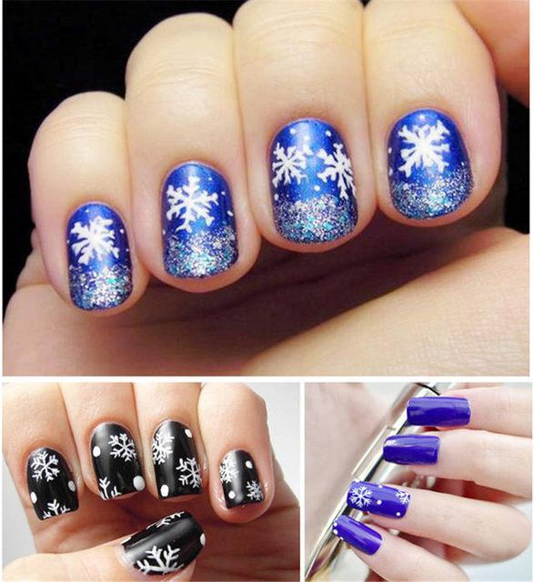 Nail Art Foils Designs Image collections - nail art and nail design