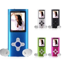 2017 Hot sale Fashion New 8GB Slim Digital MP4 MP3 Music Player 1.8″ LCD Screen FM Radio Video Movie Music Player LCD Screen