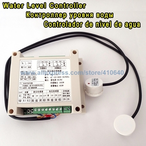 Non contact Liquid Level Floater Controller Water Tank Automatic Water Level Controller Water Level Detect System FROM FACTORY!