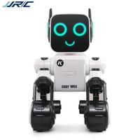 LeadingStar JJRC Children Smart Electric Dancing Space Robot with Light & Music Creative Toys Gift Decoration
