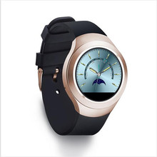 HESTIA L6 Bluetooth 4,0 Smartwatch Telefon unterstützung sim-karte für android IOS smartphone