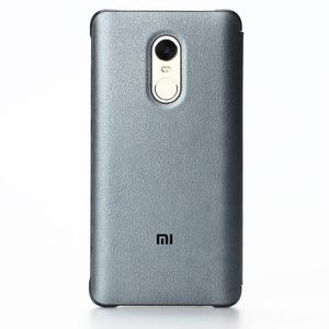 "Image 3 - Xiaomi redmi note 4 original, capa de couro pu de 5.5 ""redmi note 4x, redmi note4 prime capa do telefone do note4x pro"
