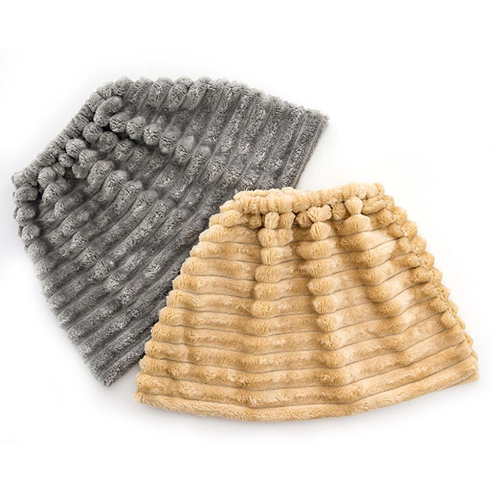 Protable Multifunctional Replacement Mop Broom Cloth Flannel Clean Effectively Protect The Ground Strong Water Absorption