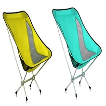 High quality Comfortable Folding Outdoor chair breathable Moon Chair
