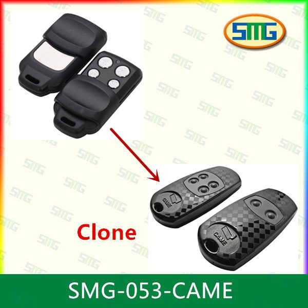 CAME Universal Wireless 433mhz Auto Gate Remote Control Electric Cloning Gate Garage Door Remote Control Fob Key ...