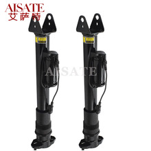 Pair For Mercedes Benz ML GL Class W164 X164 ADS Air Suspension Shock Absorbers Pneumatic Air Strut 2005-2011 1643202031 free shipping rear air shock 2pcs with ads and 2pcs air spring bags for mercedes benz gl class x164 ml class w164