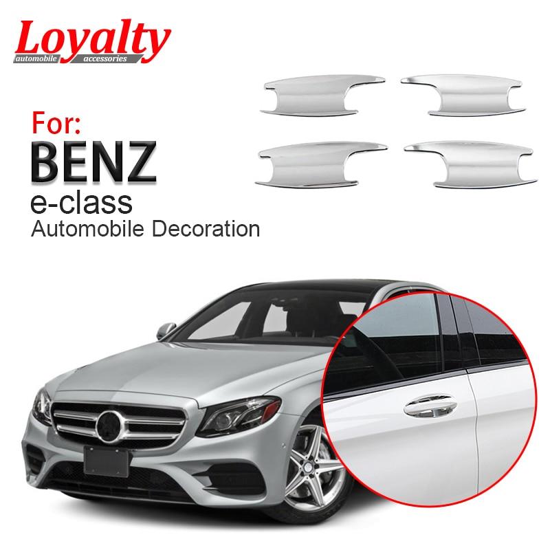 Loyalty For Mercedes Benz E Class 2016 2017 2018 Exterior