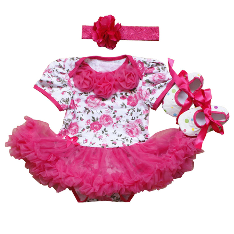 New Easter Bebe Baby Clothes Girl Rompers Dress Infant Girls Clothes Sets 3pcs Newborn Cotton Jumpsuit Clothes roupas de bebe new born baby girl clothes leopard 3pcs suit rompers tutu skirt dress headband hat fashion kids infant clothing sets