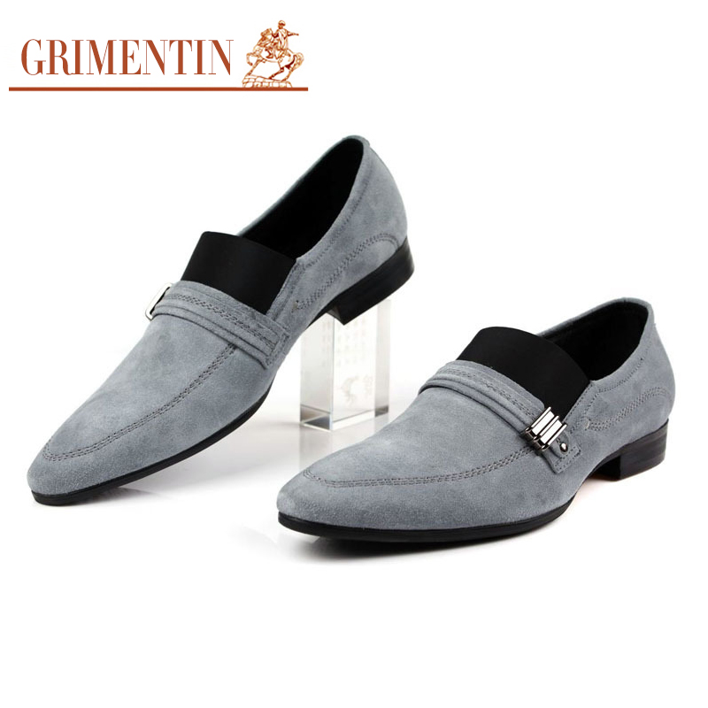 Compare Prices on Gray Dress Shoes- Online Shopping/Buy Low Price ...