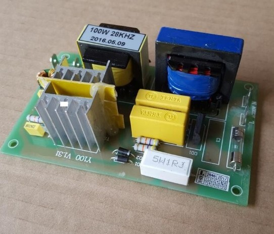 Free shipping/100W 28KHz Ultrasonic Cleaning Transducer Cleaner+Power Driver Board AC 220V нитриловое эрекционное кольцо m2m красное 5 см