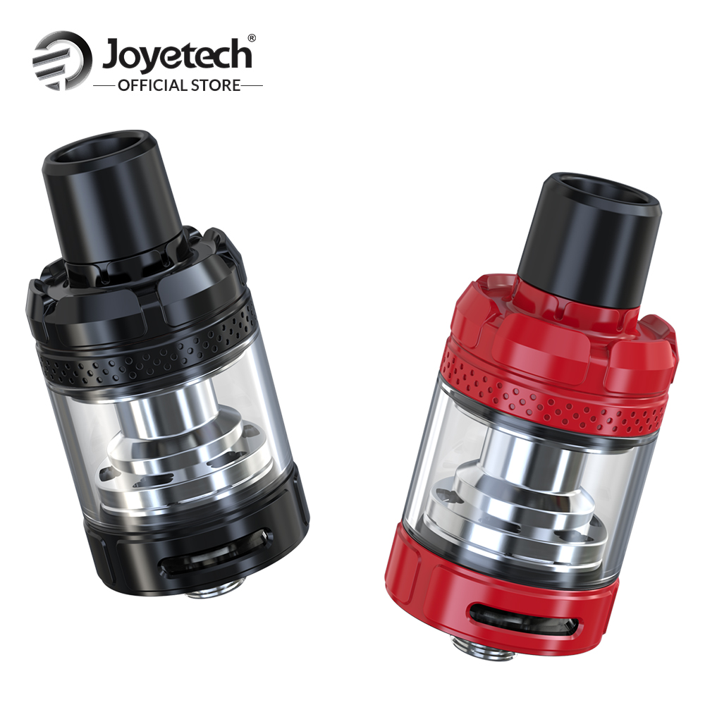 Original Joyetech NotchCore Atomizer 3.5ml Capacity Tank 0.45ohm NotchCoil TM Head Horizontal Electronic Cigarette