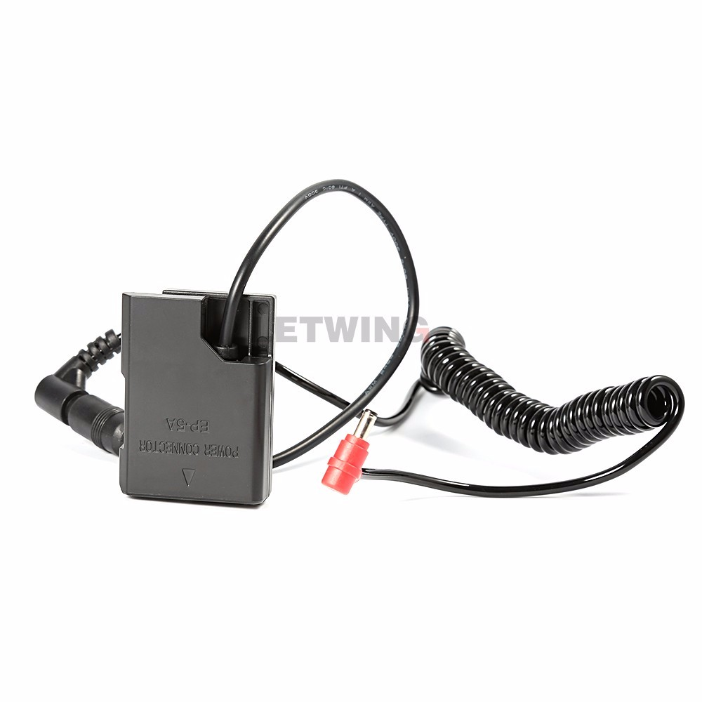 Lanparte Ep 5a En El14 Battery Dummy Pack For Nikon D5100 D5200 D3100 Power Connector Cover From 1 2 3 4 5 6